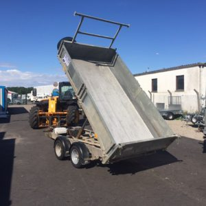 Ifor Williams TT3017 Electric Tipper