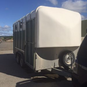 Ifor Williams 610XL selling on behalf of customer