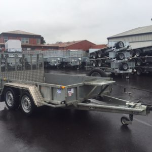 Ifor Williams GP106 Plant Trailer