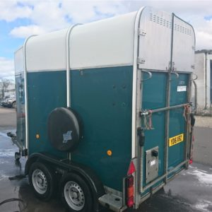 If your horse box has sat all winter and has ended up looking like this, why not treat it to a Steam Clean, using our chemicals that do not harm the bodywork and bring it back to its former glory ready for the summer.