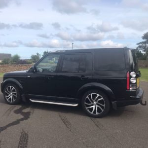 2016 Landrover Discovery, Landmark edition ,Full service history only done 28,000 miles 