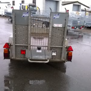 Ifor Williams GH94BT Plant trailer 2700kg , Reg July 2015, Good condition complete with spare wheel, this trailer will come fully serviced by our workshop and ready to work. For Further details call Mark on 07710 637078