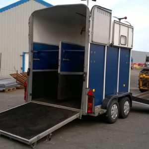 Ifor Williams HB510R Horsebox 2584kg , Reg date TBC, comes complete with spare wheel , fully serviced by our workshop and ready to use. For more Details call Mark on 07710 637078