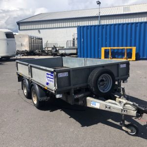 Ifor Williams LM105 Flatbed 2700kg Reg Date March 2013, In good condition for age, comes complete with dropsides and spare wheel also lock keys , this trailer has been fully serviced by our workshop and ready to work