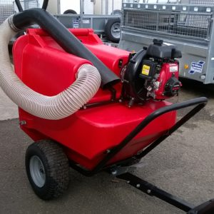 Trafalgar Paddock Cleaner , Powerful Honda GHX Motor , Very good condition only been used in a garden, Light weight easily towed by mower or quad, easy clean, can be used to clean out water trough,s etc 