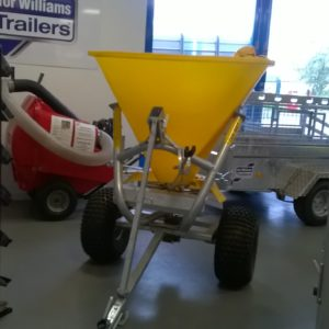 Jar-met Spreader/Gritter