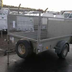 Trade in to clear Ifor Williams P7e 750kg Reg Date Oct 2016 Complete with Mesh side kit , Ramp tail and Spare Wheel This trailer will be sold as seen no warranty given or implied