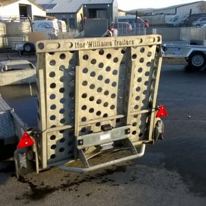 Ifor Williams GH94bt Plant Trailer 2700kg , build date TBC, Good condition comes complete with spare wheel. This trailer has been fully service by our workshop and is ready to work , for further details call Mark on 07710 637078