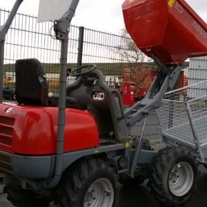 Newson 1001 Dumper, Very clean condition , only done 961 hours.  For Further details contact Mark on 07710 637078