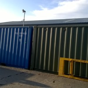 3 x Used ISO 20ft X 8ft Containers , very clean inside and out, Delivery possible with Hi ab , For further details Contact Mark on 07710 637078 or 01847 811365