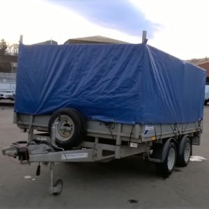 Ifor Williams LM106 Flatbed Trailer, 3500kg Build Date Oct 2015, Complete with removable dropsides, removable mesh side kit ,tarpaulin cover and spare wheel, This trailer will come fully serviced by our workshop and ready to work, for further details contact Mark on 07710 637078