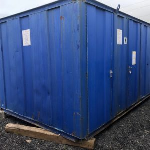 20ft x 10ft Portable Toilet Block