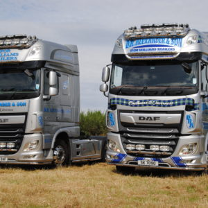 Road haulage services available, we deliver to Glasgow, Aberdeen, Inverness & Caithness weekly, providing a cost effective and efficient service, For a quote please call Mark on 07710 637078