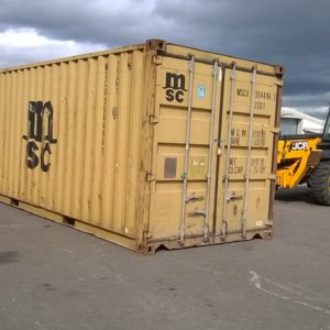 Used ISO 20ft Container , delivery possible 