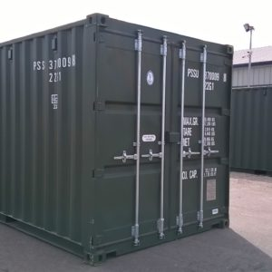 New ISO 20ft Containers for Sale & Hire, From our Premises in Inverness & Caithness