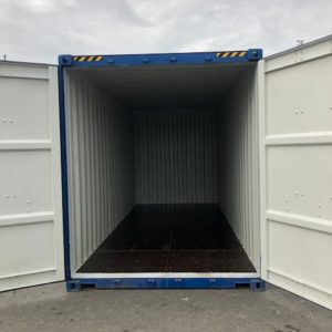 "New 20ft Hi Cube Containers in stock , 9ft 6"" High , 20ft long , 8ft wide