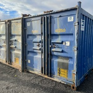 8ft x 9ft containers, Delivery possible 