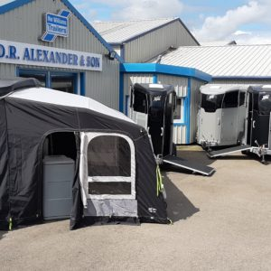 Our showroom and Parts department open as usual, Come in and visit us Covid precautions in place or give us a call on 01463 248268