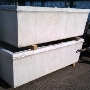 Large Concrete Water Trough  For more details Contact Mark on 07710637078